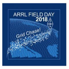 "HAM RADIO ""FIELD DAY"" 2018"
