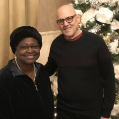 Paige Interviews PA Blues Legend Billy Price on New Year's Eve 2018