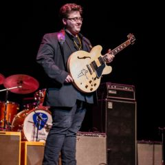 Local Blues Guitarist, Gabe Stillman Wins Gibson Guitar Award and Advanced to IBC Finals in Memphis TN