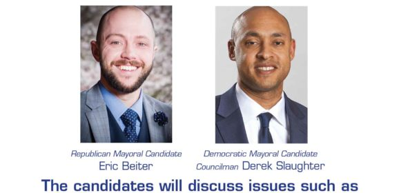 Williamsport Mayoral Election Debate at Penn College – Tuesday, September 17, 2019 at 7:30 PM