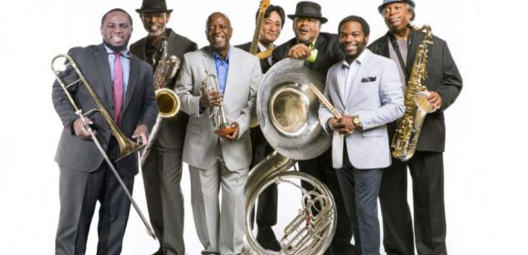 WCCA To Present The Dirty Dozen Brass Band  Th. Nov. 7th, 2019 @ CAC